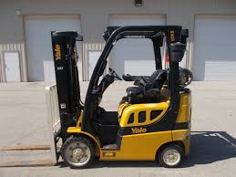 used 2012 yale glc050vxnvse083 forklifts for sale