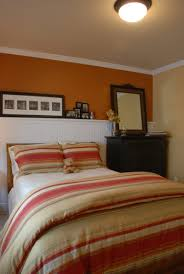 bedroom design yellow accent wall focal wall ideas for living