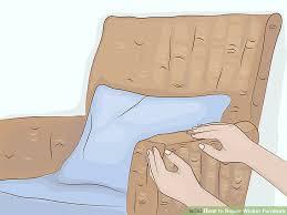 image titled repair wicker furniture step 1