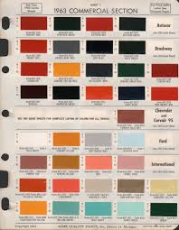 paint chips 1963 chevy truck cars and bikes pinterest chevy