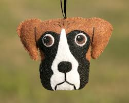 felt boxer ornament 16 00 via etsy maybe i could make