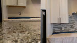 kitchen backsplash installation with tiles from lowe u0027s youtube