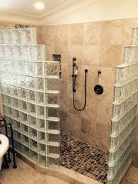 glass block bathroom ideas 5 amazing glass block shower designs with personality glass