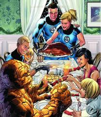 thanksgiving the brotherhood of evil geeks