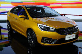 chery chery u0027s a5 concept is a sign of things to come