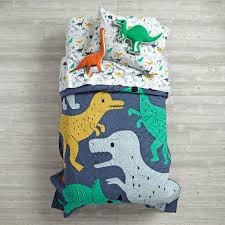 Dinosaurs Curtains And Bedding by Retro Reptile Dinosaur Kids Bedding The Land Of Nod