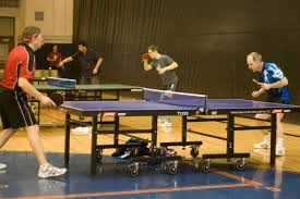 Us Table Tennis Team Table Tennis Takes Off At Mcc Current Publishing