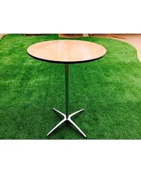 Cocktail Table Rentals Cocktail Round Table Rentals In San Diego For 10