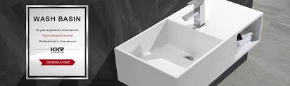 One Piece Bathroom Vanity Tops by 2017 New Design One Piece Bathroom Vanity Top Sink Buy Prefab