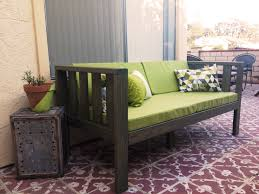 Diy Patio Cushions Our Diy Patio Sofa U2013 Vivagood