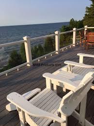 Recycled Plastic Adirondack Chair Polywood Adirondack Chair Kits Home