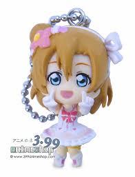 love live kousaka honoka mini figurine with ballchain bokutachi