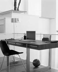 Black And White Home Office Decorating Ideas by Home Office Decoration Ideas Decorating For Space Furnature