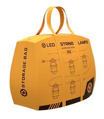 temporary job site lighting 100 watt led temporary string light 5 pc kit construction jobsite