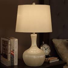 Unusual Table Lamps Bedroom Interior Simple And Neat Decorating Ideas With Ceramic