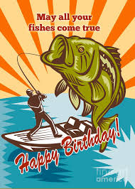 fishing birthday cards fishing birthday quotes google search get