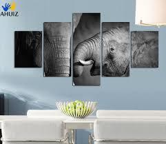 Home Decor Elephants Online Get Cheap Poster Elephant Modern Aliexpress Com Alibaba