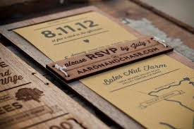 Customized Wedding Invitations Laser Cut Wedding Invitation By Chase Kettl