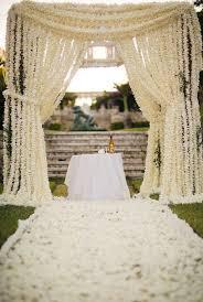 Small Backyard Wedding Ceremony Ideas by Outdoor Wedding Ceremony Ideas