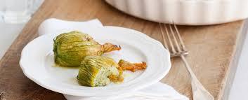 ricette con fiori di zucchina al forno ricetta fiori di zucca alla ligure sale pepe