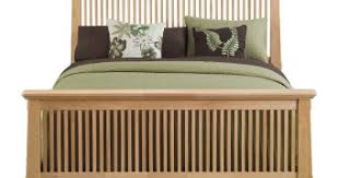Arts Crafts Light Bedroom Queen Bed Value City Furniture Bedroom - Arts and craft bedroom furniture