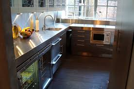 hybrid kitchen hybrid stainless steel kitchen base and wall cabinets free uk