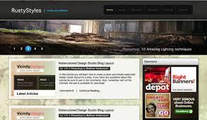 tutorial desain web pdf 45 step by step tutorials on web design with photoshop