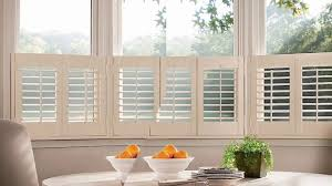 cafe style shutters with roman blinds uk youtube