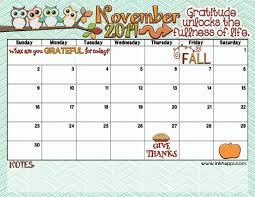 is thanksgiving 2014 november 2014 calendar is here inkhappi