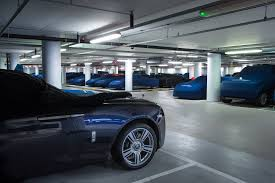 garage for cars inside the uk u0027s hidden underground u0027luxury spa for cars
