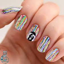 zodiac signs nail art nailzini a nail art blog leo schmetterling