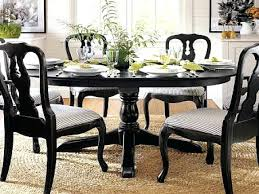 Black Oval Dining Table Pottery Barn Black Dining Table U2013 Augure Me