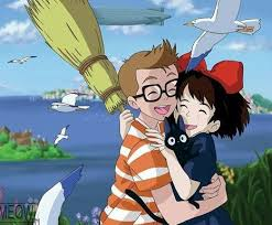 ghibli film express kiki ghibli ghibli movies pinterest studio ghibli romantic