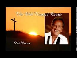 Play The Old Rugged Cross Pat Boone U2014 The Old Rugged Cross U2014 Listen Watch Download And