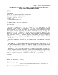 letter attachment format images letter samples format