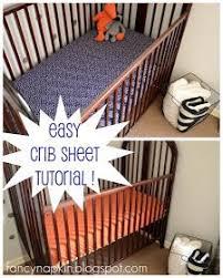 Diy Crib Bedding Set Make A Crib Sheet Crib Sheets