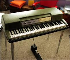 si e piano audio central magazine wurlitzer electric piano parte 1