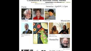 highlights from cape cod poetry group u0027s celebration of national
