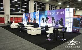 decor best how to decorate a booth for a trade show small home