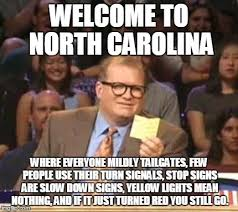 North Carolina Meme - drew carey imgflip