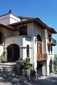 spanish handa style homes courtyard designs front entry with