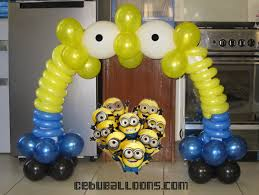 Despicable Me Halloween Decorations Minions Despicable Me Cebu Balloons And Party Supplies