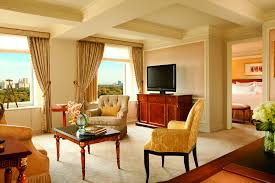premiere suite the ritz carlton new york central park