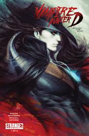 the dark tale of u0027vampire hunter d u0027 is getting a new lease of life