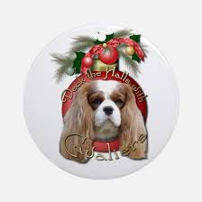 cavalier king charles spaniel ornament cafepress