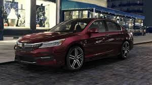 goudy honda u2014 2016 honda accord sedan overview