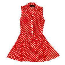 iz amy byer polka dot shirt dress girls 4 6x kohls what to