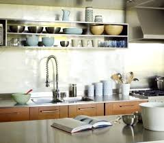 Design For Stainless Steel Shelf Brackets Ideas Stainless Steel Kitchen Shelves Creative Of Design For Stainless