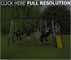 Swing Sets For Small Backyard by Backyards Stupendous Backyard Swing Set Ideas Modern Backyard