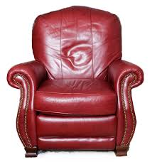 Small Leather Chair And Ottoman Chair Vintage Leather Club Chair And Ottoman At 1stdibs Red Canada